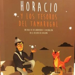 """Material descargable de """"Horacio y los Tesoros del Tamarugal"""""""