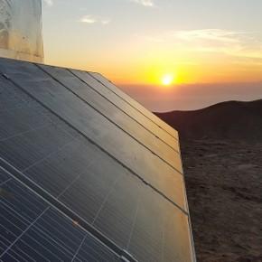 Chile mide por primera vez durabilidad de tecnologías en desiertos