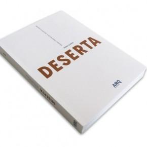 "Reportaje MasDeco ""La potencia de Atacama en potencia"" sobre Deserta, libro de Pedro Alonso, Arquitectura"