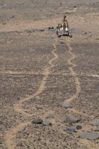 Rover tipo Marte